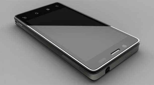 Intel's Medfield reference Android smartphone