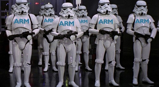 ARMpire stormtroopers