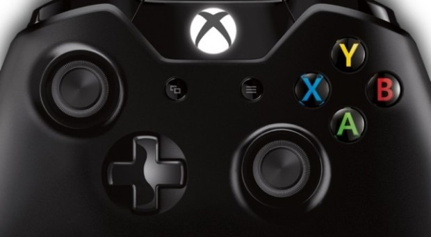 Xbox One Close Up