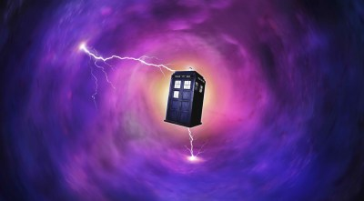 Doctor Who's time-traveling TARDIS could theoretically ...