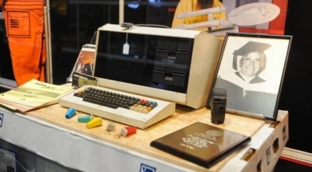 Roddenberry's auctioned system.