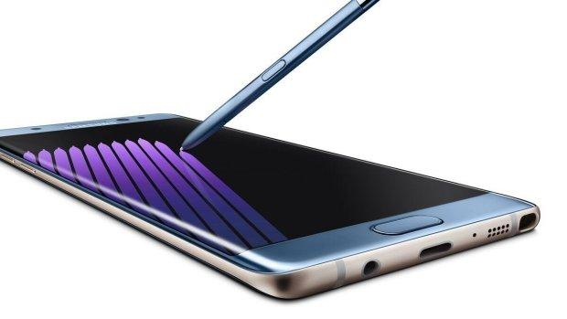 Galaxy Note7 Samsung