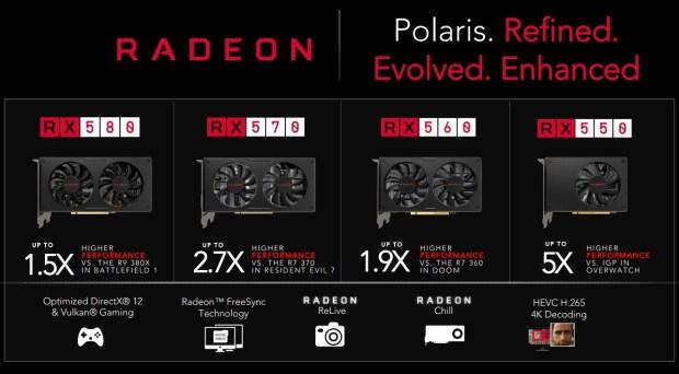 Radeon-Comparison
