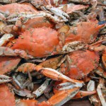 Crabs, crabs, and more crabs this Friday