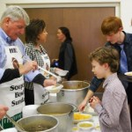 SOUPer Bowl Sunday Is February 3