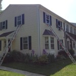 Woman Rescued From Crofton Townhome