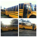 County school bus stolen