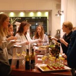Cleo's Fine Oils offers private events centered on good food, information and health
