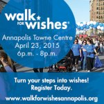 Walk for Wishes on April 23rd