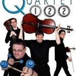 Quartet 122 performing Sunday at Chesapeake Arts Center