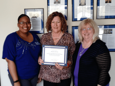 Partners In Care receives $1000 grant from Griswold Foundation