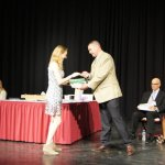Blades of Green awards scholarship to Broadneck's Catherine Knox