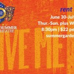 RENT opens this weekend at the Annapolis Summer Garden Theatre