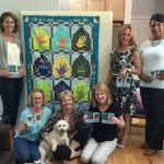 Local embroidery artist helps foster youth share their voice