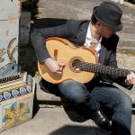 Italian guitarist Flavio Sala to perform on Friday