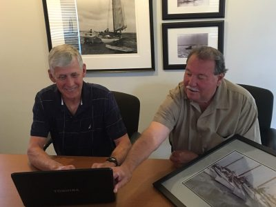 Bet you did not know about the digital archives of the Annapolis Maritime Museum