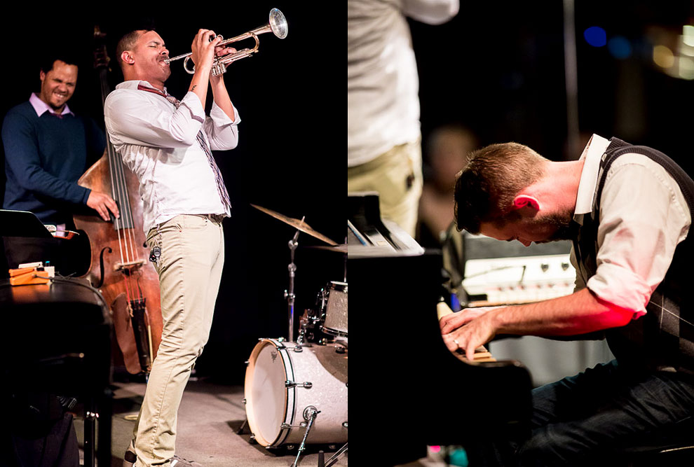 Seattle jazz festival photographs by jazz photographer Daniel Sheehan
