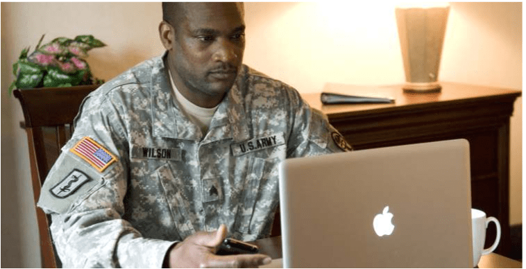 how does army correspondence courses work