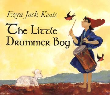 Image result for the little drummer boy ezra jack keats