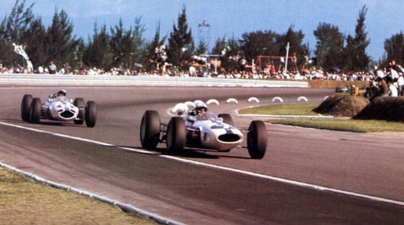 F1 | GP Messico 1964: la Ferrari vince un mondiale a stelle e striscie