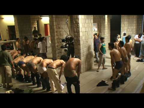 Making of 3 Idiots hostel ragging – Behind the scenes!
