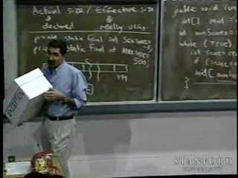 Programming Methodology – Computer Science Lecture – 16