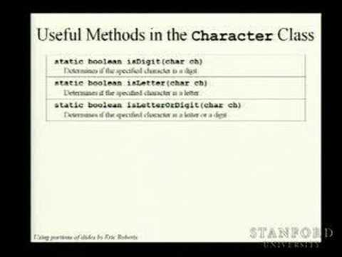 Programming Methodology – Computer Science Lecture – 12