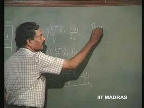 Diodes Analog GATE video lecture – Electronics Engineering Lecture – 8