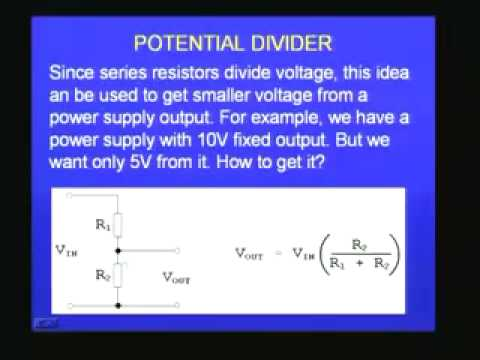 Introduction to Basic Electronics – Electronics Engineering Lecture – 3