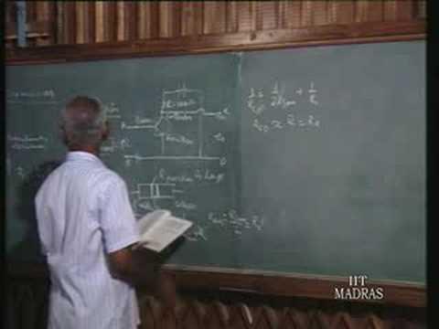 Principles Of Mechanical Measurements – Lecture – 7