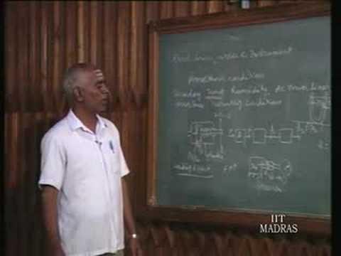 Principles Of Mechanical Measurements – Lecture – 5