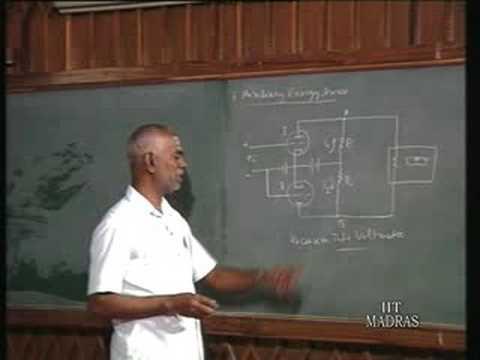 Principles Of Mechanical Measurements – Lecture – 6
