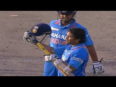 Sachin Tendulkar's 100th Century Highlights