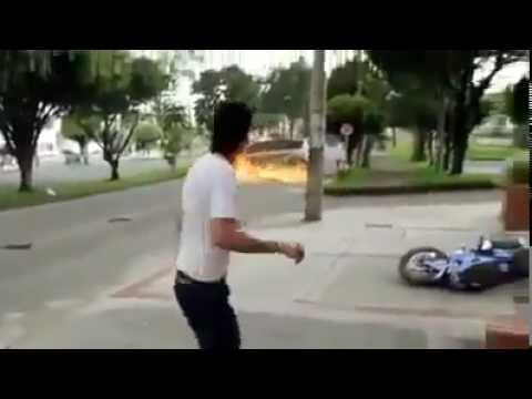 Fatal car accident caught on tape!(MUST WATCH!) Fake Or Not?
