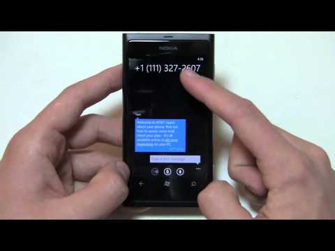 Nokia Lumia 800 Review Part 1