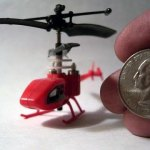 New Worlds Smallest RC helicopter 2011(micro elicottero)