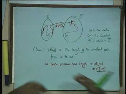 Introduction to Correctness of Dijkstras Algorithm Data Structures and Algorithms Lecture – 35