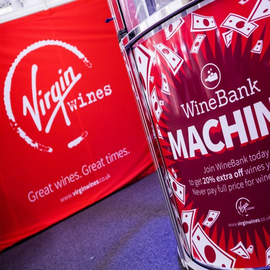 Virgin Wine Event
