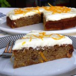 Autumn, alternative to Carrot Cake, Wholegrain Spelt, Easy, Quick
