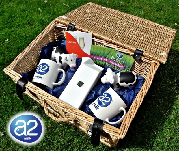Win a2 milk hamper + £50 shopping voucher