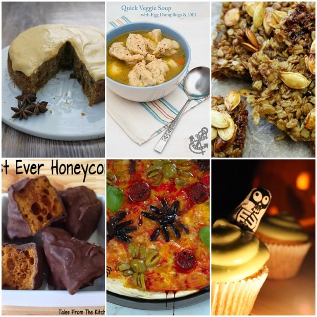 October's Credit Crunch Munch Round-up, 36 Money Saving Recipes - Fab Food 4 All