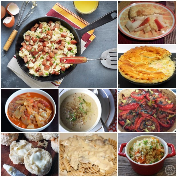 January's Credit Crunch Munch Roundup - Fab Food 4 All