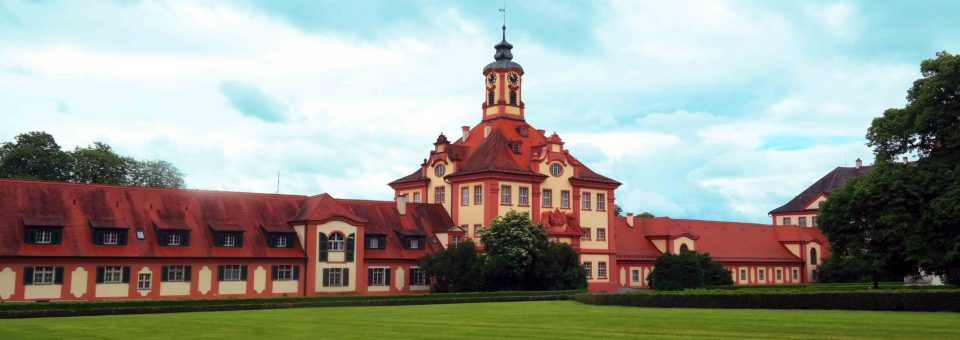 Castelul din Altshausen: resedinta familiei regale Württemberg