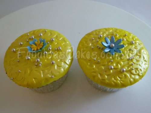 yellow-cup-cake
