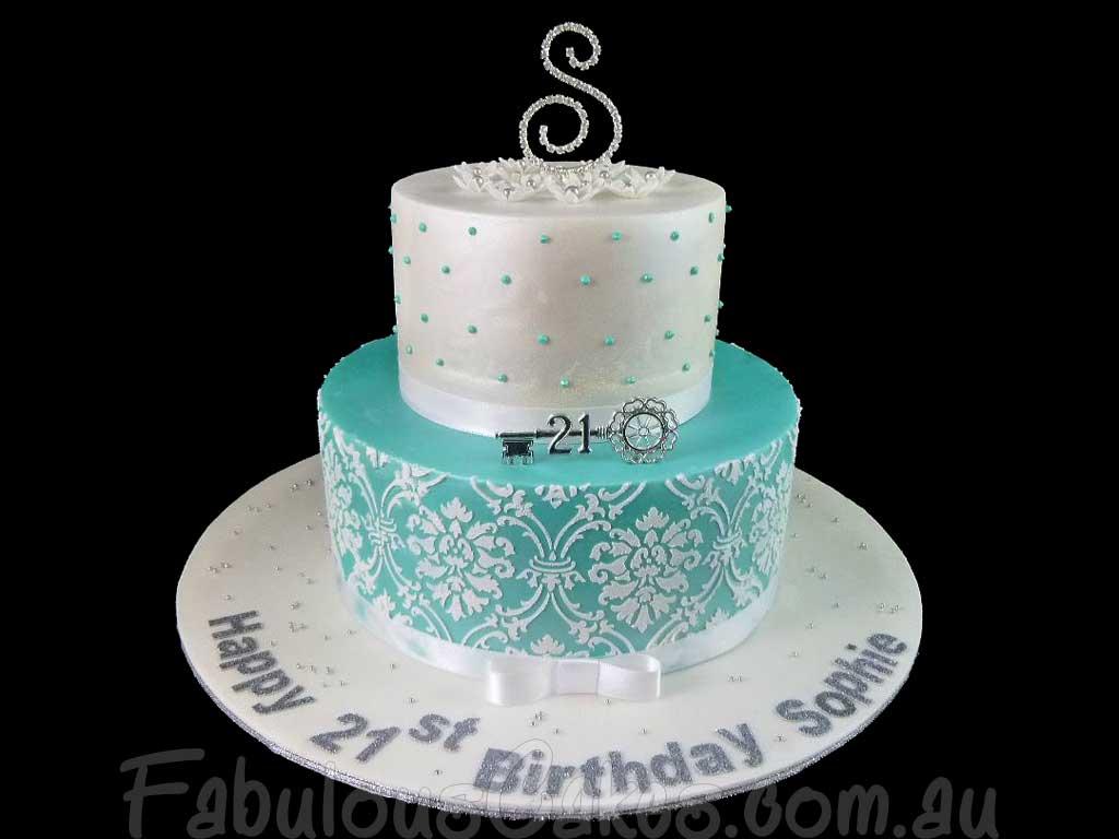 21st Birthday Cakes | Fabulous Cakes