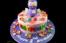 Hootabelle Birthday Cakes