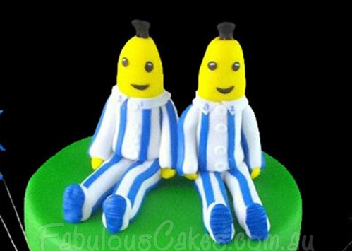 Bananas in Pjamas