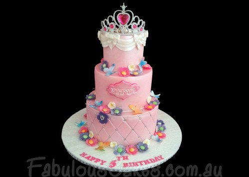Cake for a Princess