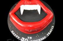 Vampire Theme Cakes