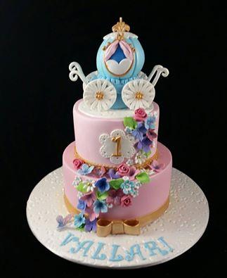 Cinderella Cakes Fabulous Cakes
